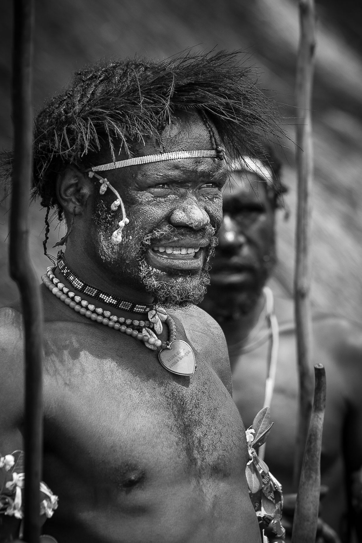 Rebel Warriors, Baliem Valley, West Papua, Indonesia