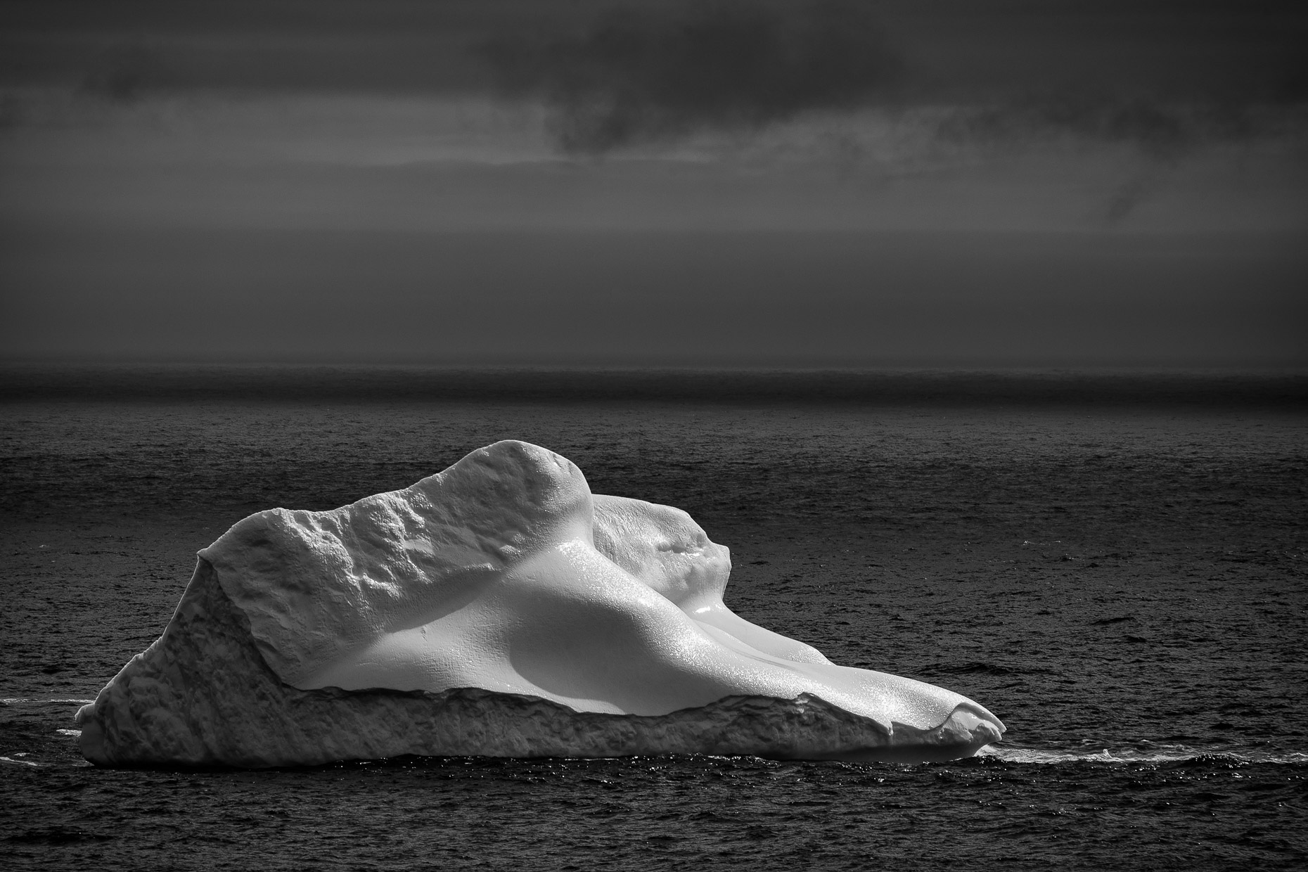 Iceberg, Conception Bay, Newfoundland, Canada